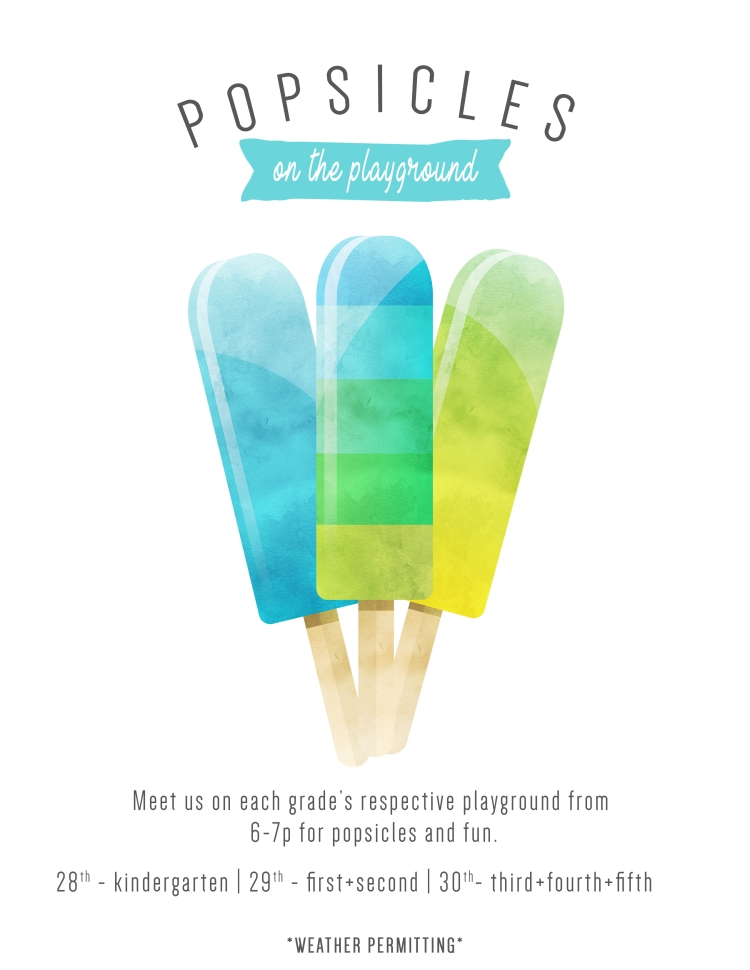 popsicles on the playground 2018